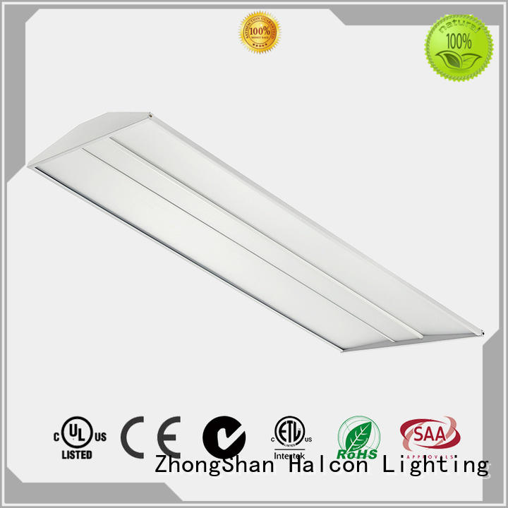 Halcon lighting Brand acrylic strip led retrofit kit panel factory