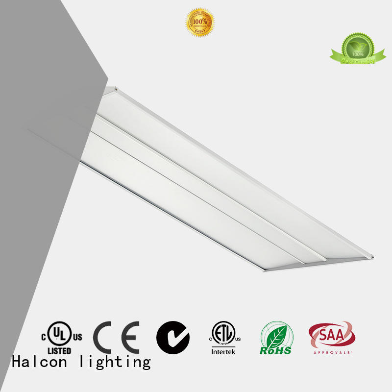 Halcon lighting cost-effective led retrofit kit cold-rolled steel body for factory