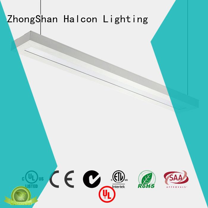 Halcon lighting Brand acrylic black dimmable led bulbs lens