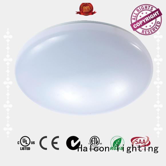 Quality Halcon lighting Brand round led light sizes