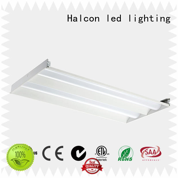 Halcon lighting professional 2x2 led light recessed for office