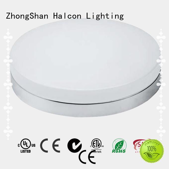 sizes dob Halcon lighting Brand round led light factory