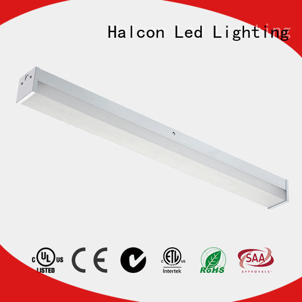 Halcon recessed led linear lighting directly sale for promotion
