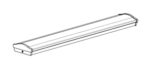 Halcon worldwide led linear recessed lighting series for promotion-8