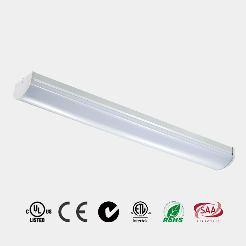 Linear LED Light with motion sensor emergency DLC 110 LM/W CE ETL LED Strip HG-L203