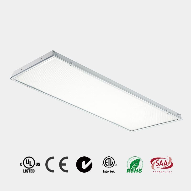 motion sensor led recessed light 2x2 2x4 DLC 110 LM/W CE ETL LED Panel Troffer made in China HG-L229