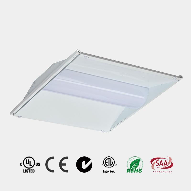 LED Panel Retrofit Kit 2x2 2x4 125 LM/W DLC premium China  HG-L249R Retrofit