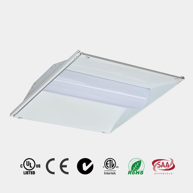 LED Panel Retrofit Kit 2x2 2x4 125 LM/W DLC premium China  HG-L249R Retrofit