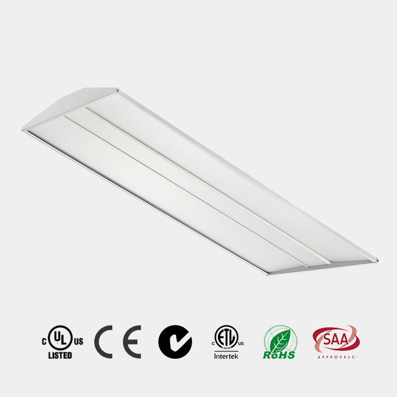 LED Panel Retrofit Kit 2x2 2x4 125 LM/W DLC premium UGR<19 China HG-L254 Retrofit