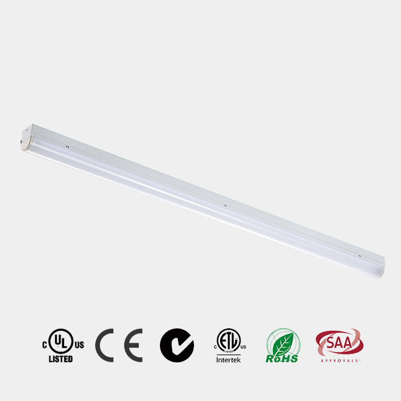 Energy Star Slim LED Fitting Stripand Batten 110LM/W CE ETL LED HG-L207