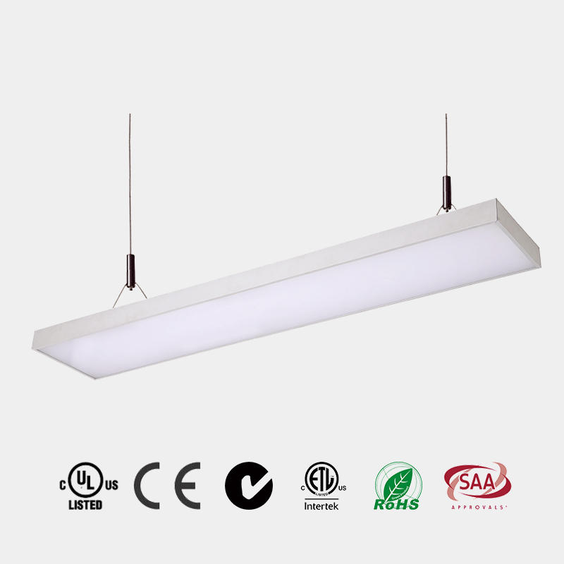 New Design big milky lens pendant LED light CE ETL 110LM/W suspended China HG-L245