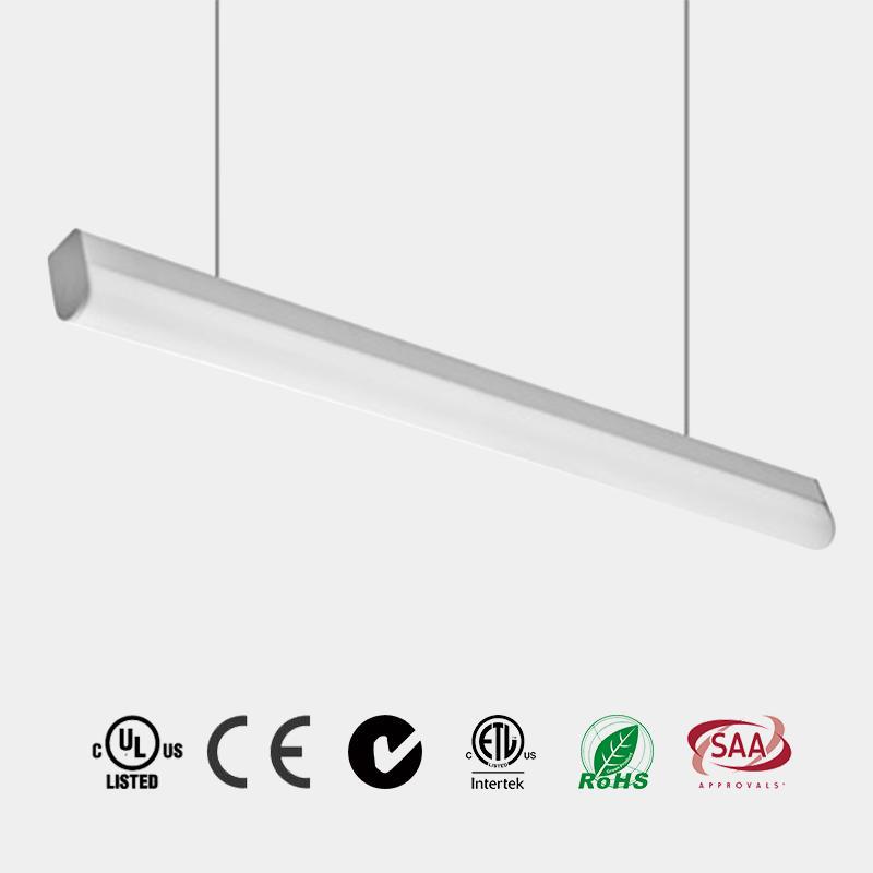 LED pendant light PC milky diffuser CE ETL 110LM/W suspended China HG-L247