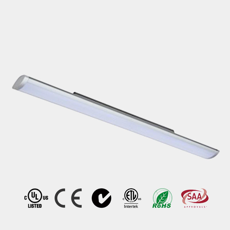 Aluminum housing suspended light PC milky diffuser CE ETL 110LM/W manufactured by China HG-L253