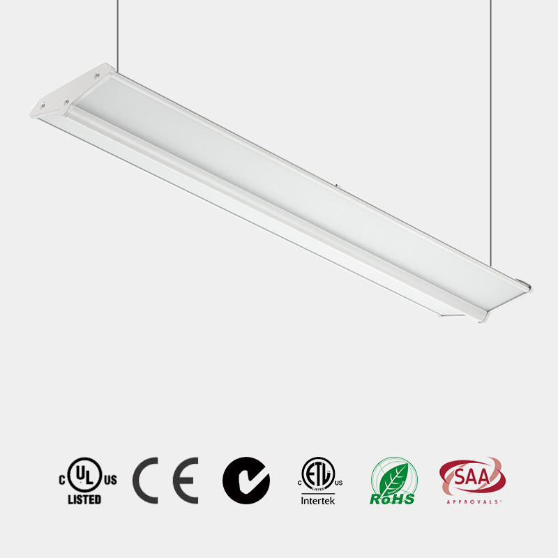 LED pendant light PC milky diffuser CE ETL 110LM/W suspended China HG-L208