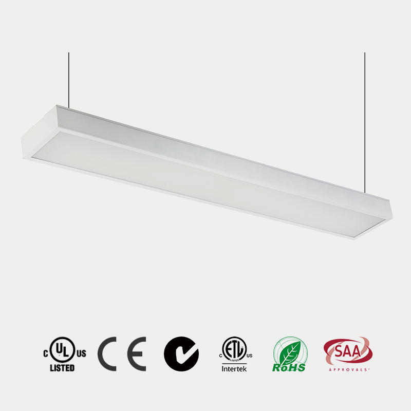 White color Black Color hanging LED light UGR<19 CE ETL 110 LM/W produced in China P1832