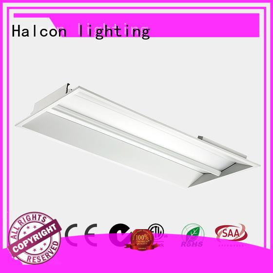 Halcon lighting Brand motion sensor led panel ceiling lights led