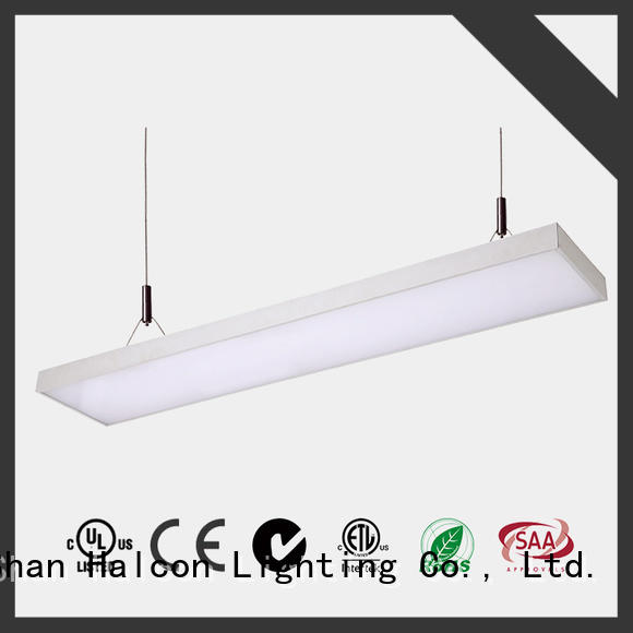 Halcon stable track lighting pendants factory direct supply for living room