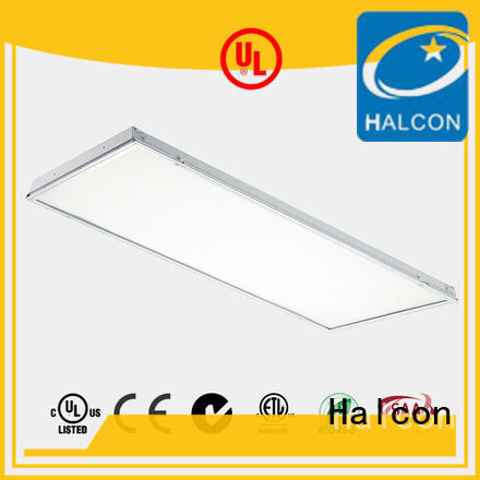 Halcon top selling troffer led lights best supplier for warehouse