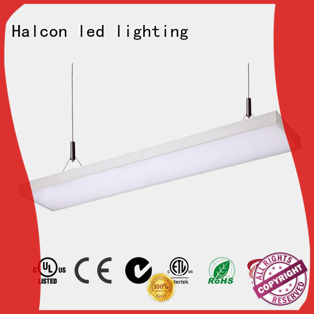 ce lens down pendant led light Halcon lighting Brand company