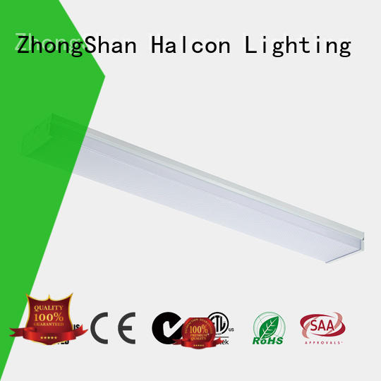 batten mounting led bulbs for home sensor prismatic Halcon lighting Brand