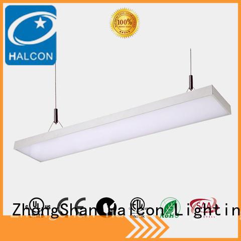 design crystal pendant lighting diffuser aluminum Halcon lighting Brand