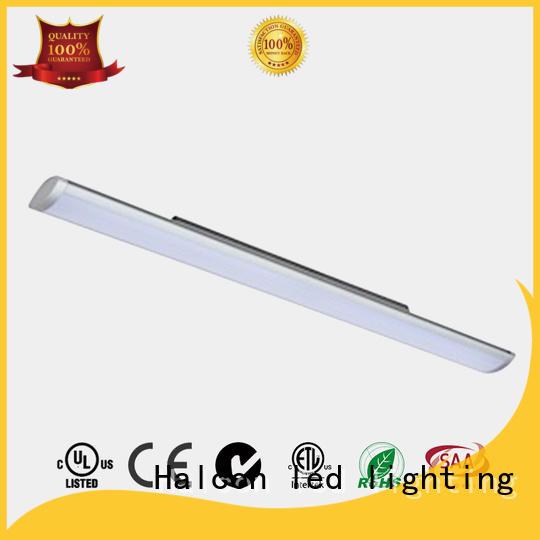 Halcon lighting Brand alluminum big crystal pendant lighting ce