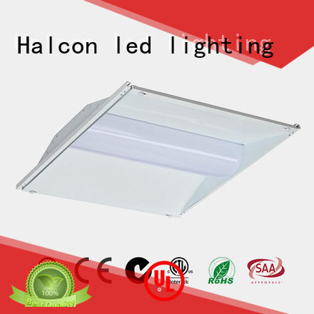 led can lights lens acrylic Halcon lighting Brand