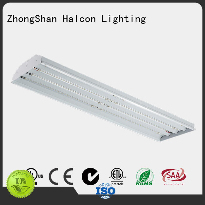 lens microwave led high bay light commercial Halcon lighting Brand company