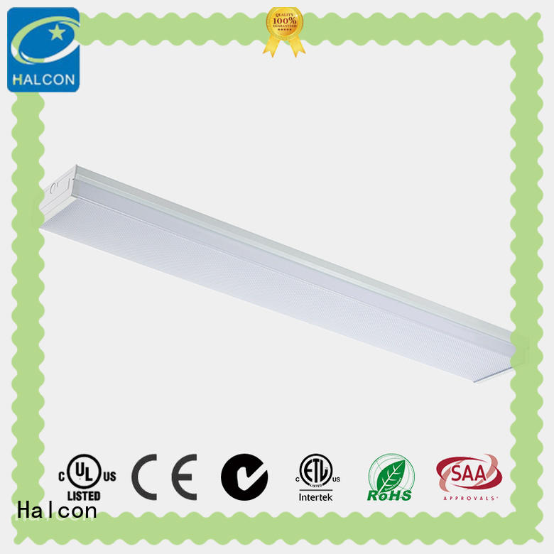 Halcon led linear recessed lighting supplier for indoor use