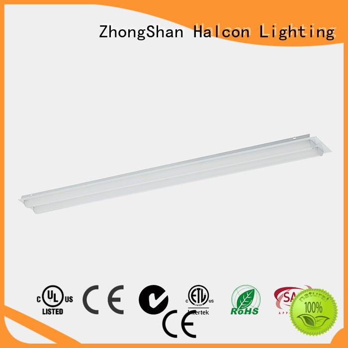 Halcon lighting Brand fixtures premium led can lights lens supplier