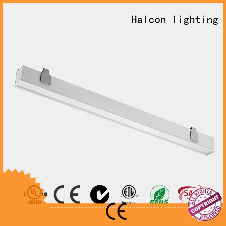 commercial lens ce led housing Halcon lighting