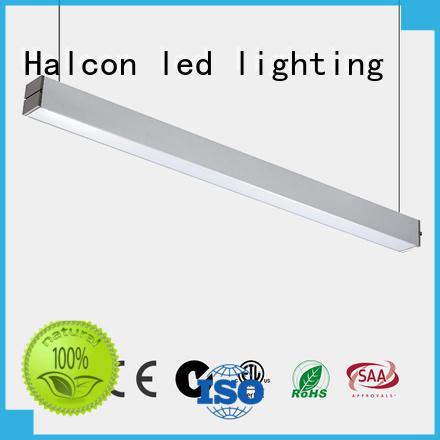 housing milky linkable OEM pendant led light Halcon lighting