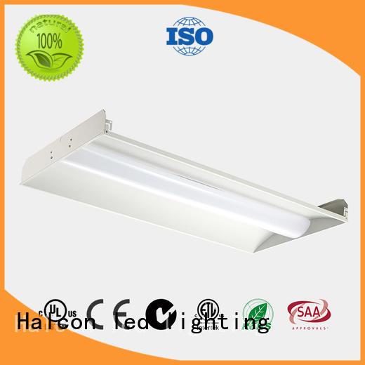 sensor light architectural Halcon lighting Brand led panel ceiling lights factory