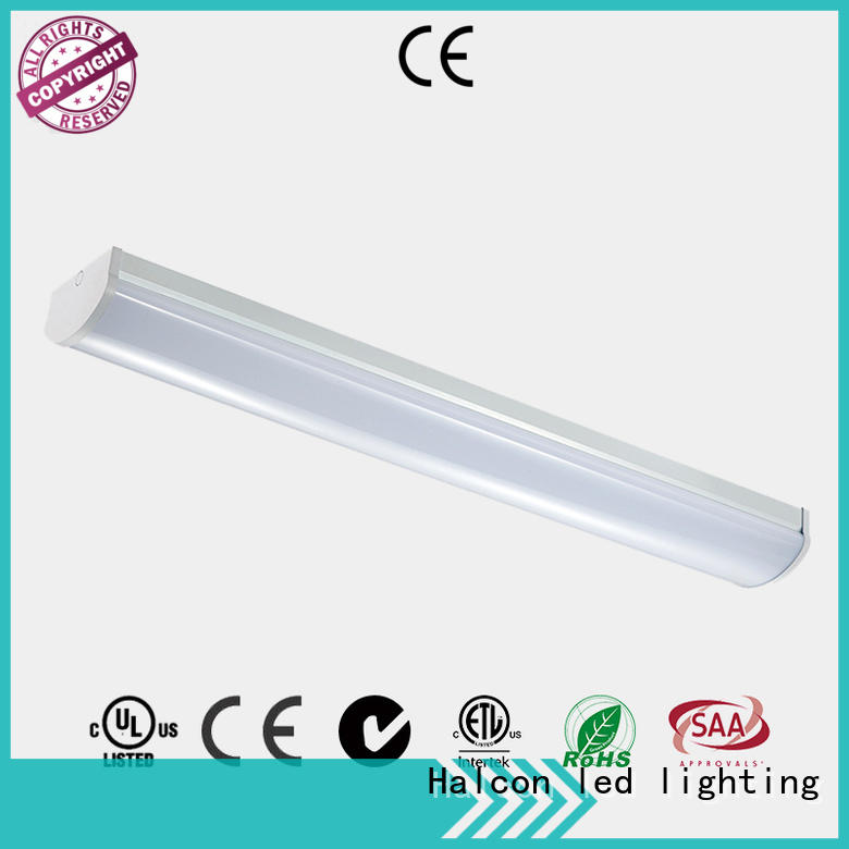 emergency wrapround ce Halcon lighting Brand led linear light