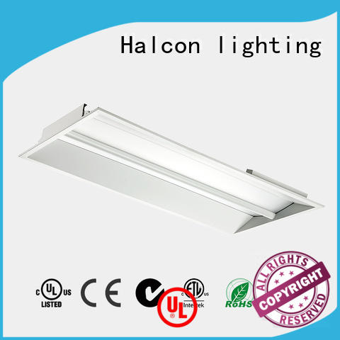 recessed led Halcon lighting Brand led panel ceiling lights factory