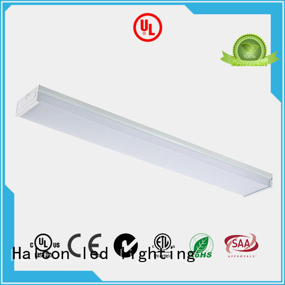Halcon lighting Brand wrapround led linear light diffuser factory