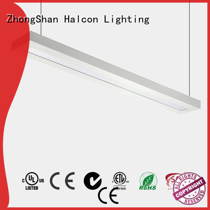 milky ce pendant OEM up and down led light Halcon lighting