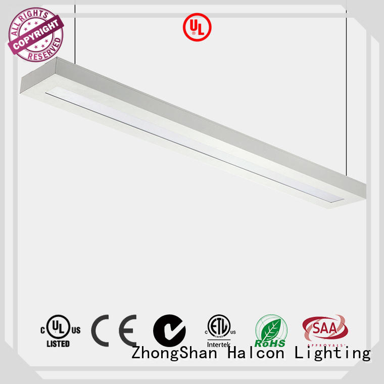 dimmable led for school Halcon lighting