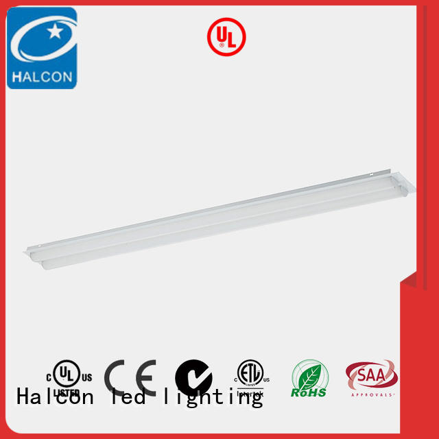 led can lights dlc strip acrylic Halcon lighting Brand company