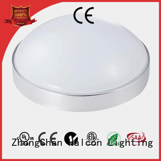 round led light lens design acrylic Halcon lighting Brand led round ceiling light