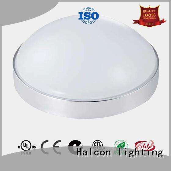 acrylic lens led round ceiling light etl sizes Halcon lighting company