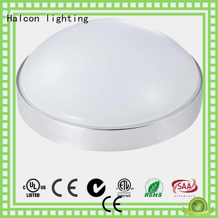 sizes milky OEM led round ceiling light Halcon lighting