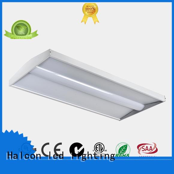 led panel design for office Halcon lighting