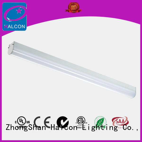 Halcon factory price wholesale led batten lights supplier for lighting the room