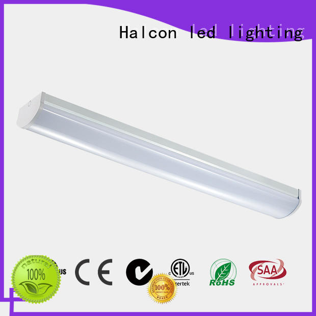 sensor diffuser prismatic Halcon lighting Brand led linear light supplier