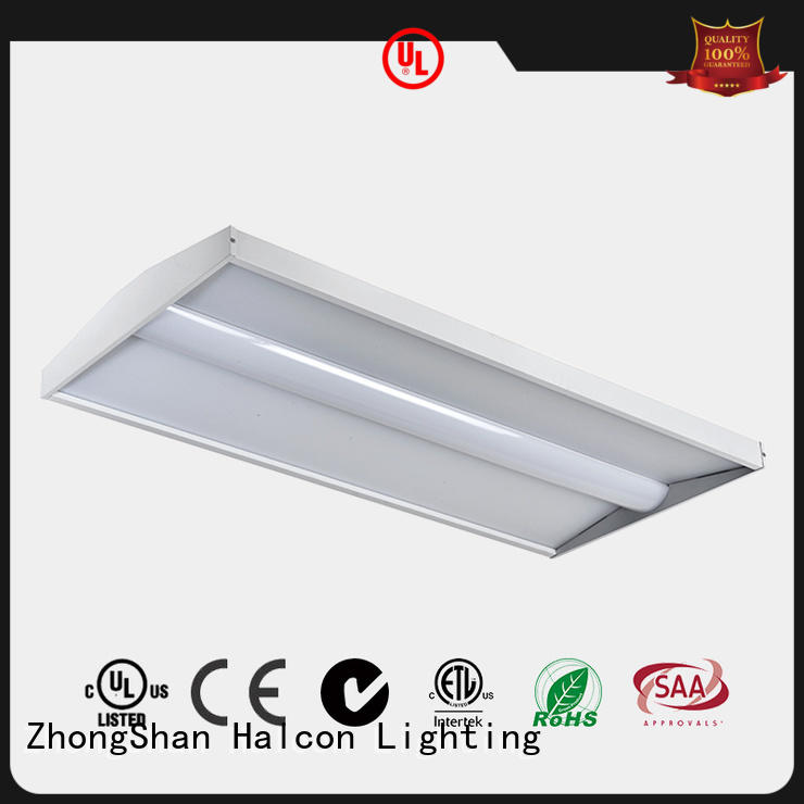 Halcon lighting best price led troffer best supplier for indoor use