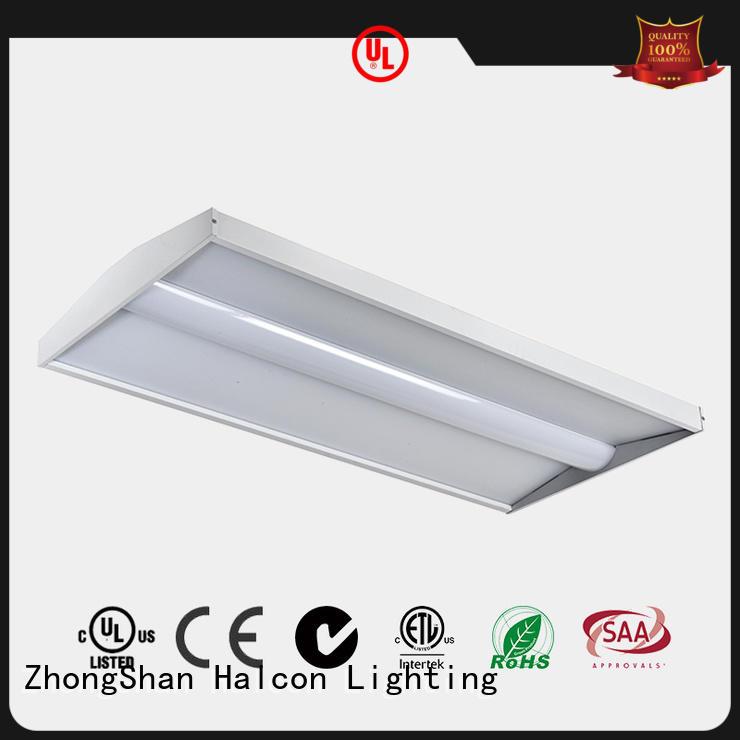 Halcon lighting best price led troffer best supplier for indoor use