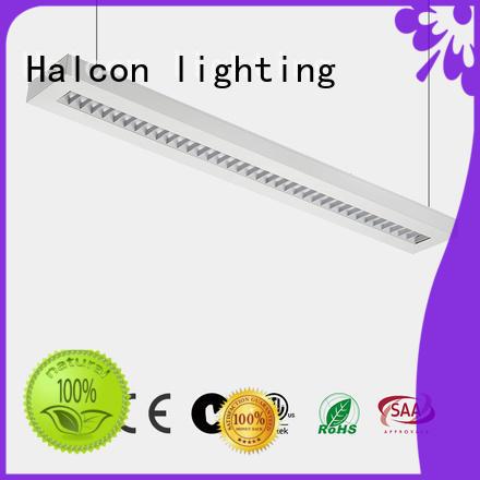 Halcon lighting Brand hanging lens linkable manufactured pendant led light