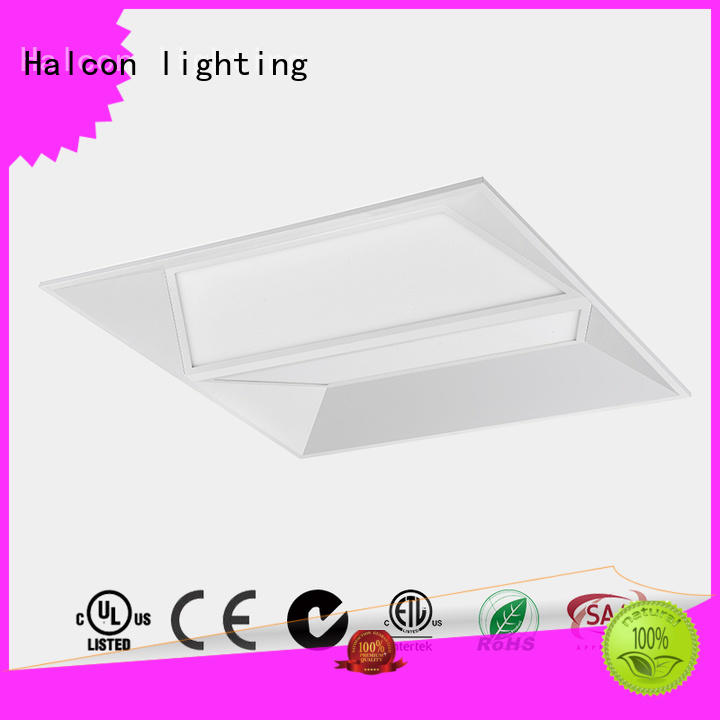 Custom architectural led panel light Halcon lighting light