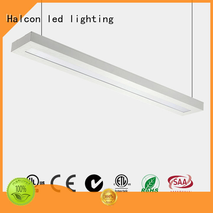 suspended hanging body up and down led light ce Halcon lighting Brand